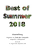 Ausstellung Best of Summer 2018