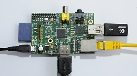 Raspberry Pi Inbetriebnahme